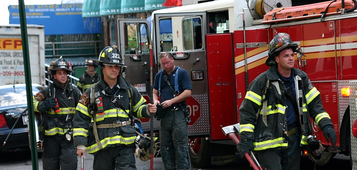 NYFD Firefighters