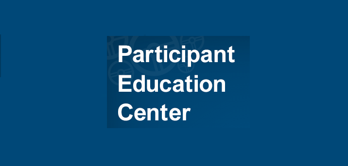 Participant Education Center