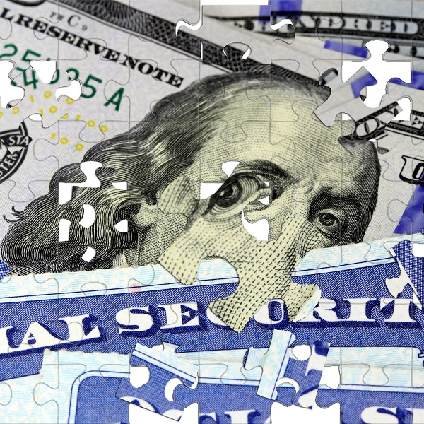 social security level income