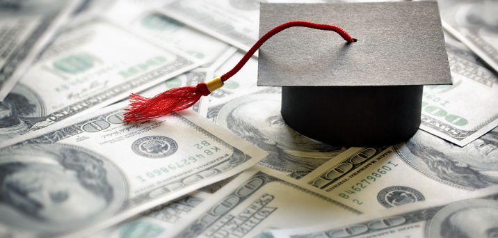 Employer match on student loan repayments